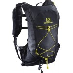SALOMON batoh Agile 12 set night sky/sulphur spring 18