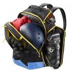 SALOMON batoh Extend GO-TO-Snow Gear Bag black/blue 18