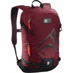 SALOMON batoh Side 18 biking red/black 18/19