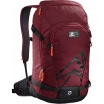 SALOMON batoh Side 25 biking red/black 18/19