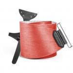JONES stoupací pásy - Skn Nomad W/U.Tc Red (RED)