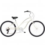 ELECTRA Cruiser 7D Ladies' EU Pearl White 2019