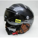 KASK lyžařská helma Class antracit vel.62cm