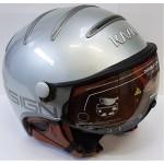 KASK lyžařská helma Class silver photochromatic vel.63c