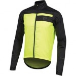 PEARL IZUMI bunda Elite Escape Barrier black/yellow