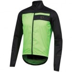 PEARL IZUMI bunda Elite Escape Barrier black/green