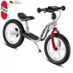 PUKY LR 1 BR, Learner bike standard, stříbrná