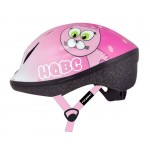 HQBC přilba dětská FUNQ Pink Cat S 48-54cm růžová