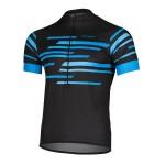 ETAPE pánský dres ENERGY, černá/modrá