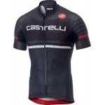 CASTELLI pánský dres Free AR 4.1, black/dark gray