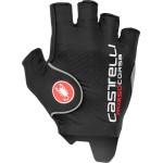 CASTELLI rukavice Rosso Corsa Pro, black
