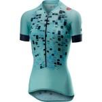 CASTELLI dámský dres Climber's, aruba blue