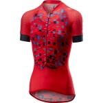 CASTELLI dámský dres Climber's, hibiscus