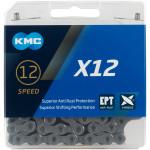 KMC X-12-EPT STŘÍBRNÝ