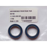 ZIPP Hub Bearings Front or Rear 88/188 Pair