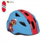 PUKY PUKY; PH 8-S helma, modrá/červená