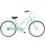 ELECTRA Cruiser Lux 3i Ladies' - Sea Green Metallic 2019