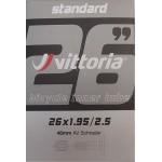 "VITTORIA duše Standard MTB 26"" x 1,95/2,5 AV 48 mm"