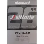 "VITTORIA duše Standard MTB 26"" x 1,5/2,0 AV 48 mm"
