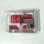 SRAM Brzd.destičky organické/hliník pro siln.disk.brzdy a brzdy Level Ultimate a Level TLM