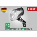 TRELOCK LS 430 Bike přední světlo I-GO 40 E-bike 6-12V