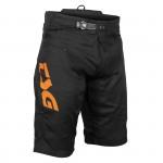 TSG Kraťasy AK4 černá/oranžová