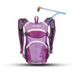 SOURCE Batoh Spry 1.5L - světlepurpurový, dětský - bez vaku!