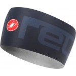 CASTELLI čelenka Viva 2 Thermo, dark steel blue