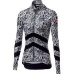 CASTELLI dámský dres Goccia, black/white