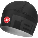 CASTELLI čepice Viva 2 Thermo, light black