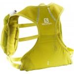 SALOMON batoh Agile 2 set citronelle/sulphur spring