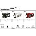 KNOG Blinder Road 250 - přední světlo 2020