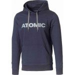 ATOMIC mikina ALPS hoodie darkest blue L 19/20