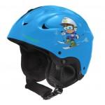 ETAPE dětská lyžařská přilba GEMINI, modrá