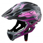CRATONI C-MANIAC Pro - black-pink-purple matt 2020