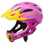 CRATONI C-MANIAC - pink-yellow glossy 2020