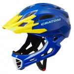 CRATONI C-MANIAC - blue-yellow glossy 2020