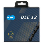 KMC DLC 12 ČERNÝ BOX