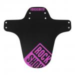 ROCKSHOX MTB blatník Black/Fuschia