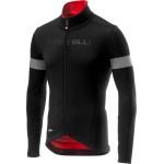 CASTELLI pánský dres Nelmezzo RoS, black/red