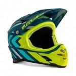 BLUEGRASS helma INTOX 2020 modrá/reflex žlutá -56/58 (Novinka)