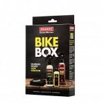 ATLANTIC Bike box - sada čistič 200ml,lesk 200ml,olej 100ml a utěrka