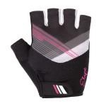 ETAPE rukavice LIANA, černá|růžová