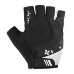 ETAPE dámské rukavice AMBRA, černá|bílá