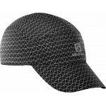 SALOMON čepice Reflective CAP black 19
