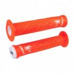 ODI Gripy BMX Hucker oranžová/bílá