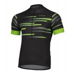 ETAPE pánský dres ENERGY, černá|zelená