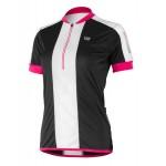 ETAPE dámský dres NELLY, černá|růžová