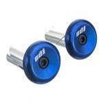 ODI Koncovky řidítek Aluminium End Plugs - modré
