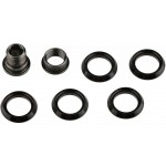 SRAM CRANK CHAINRING SPACERS (QTY 5) INCLUDING HIDDEN BOLT/NUT KIT FOR CX1 CHAINRING